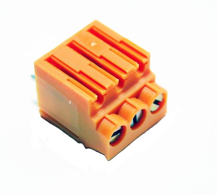 3 Position 5mm Terminal Block Weidmuller 1594530000