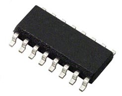 74HCT4051D 5.5V 8 Channel CMOS SMT IC Philips