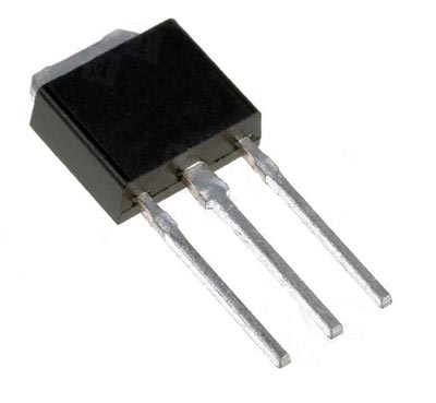 RFD14N05L 14A 50V N-Channel MosFET Transistor Fairchild