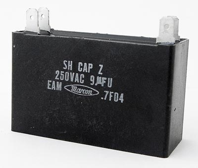 Why Does My Motor Need A Capacitor? - West Florida Components