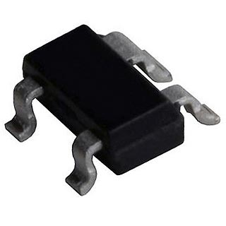 BF998 Dual Gate Mosfet Transistor Philips