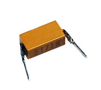 0.1uF 50V X7R Multilayer Ceramic Capacitor AVX MD015X104KRA CKR22BX104KR