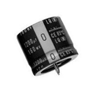 2700uF 100V Radial Electrolytic Snap In Capacitor Nichicon LLQ2A272MHSC