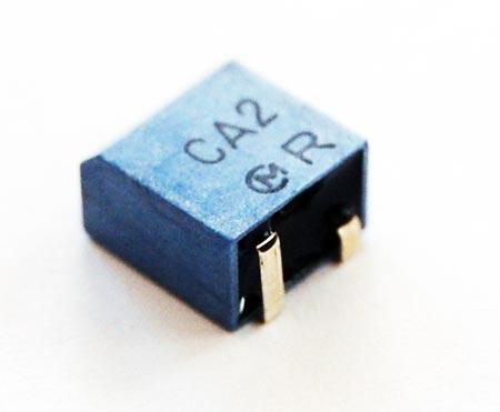 455KHz SMT Ceramic Filter Murata SFGCC455AX2-TC