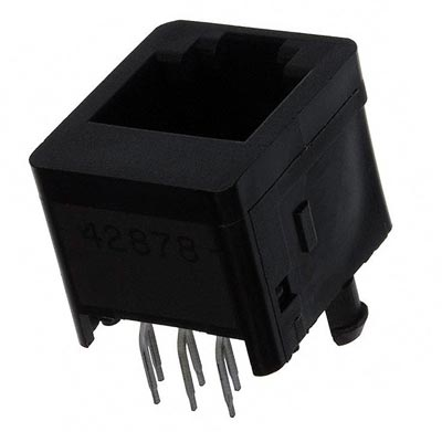 Modular Jack 6 Position Molex 42878-6218
