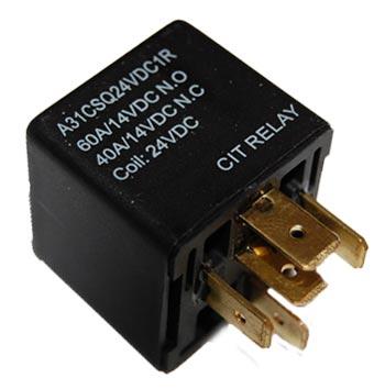 60A 24VDC Relay CIT A31CSQ24VDC1R