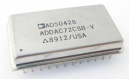 DAC72CSBV AD50428 IC Analog Devices