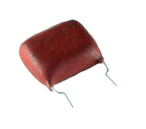 0.56uF 200V Radial Film Capacitor Shinyei