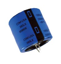 2200uF 80V Radial Snap In Electrolytic Capacitor Cornell Dubilier 382LX222M080A01