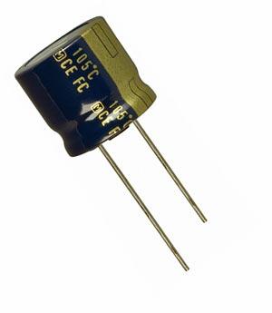 2700uF 6.3V Radial Electrolytic Capacitor Panasonic EEUFC0J272S