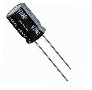 47uF 100V Radial Electrolytic Capacitor Nichicon UVZ2A470MPD