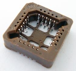 20 Pin PLCC IC Socket SMT Methode 213-020-602