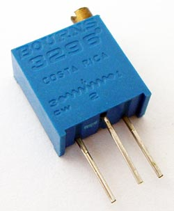50K ohm Trim Pot Potentiometer Bourns 3296Y-1-503