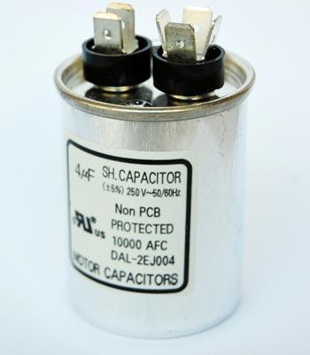 4uF 250VAC Motor Run Capacitor DAL-2EJ004