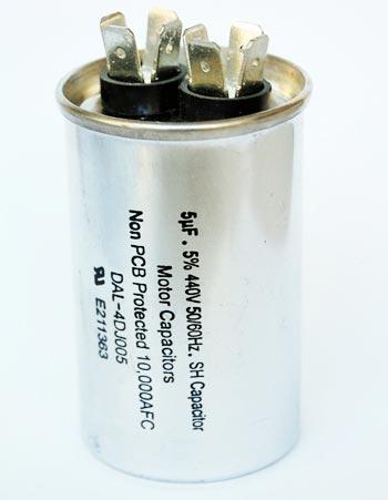 5uF 440VAC Motor Run Capacitor DAL-4DJ005