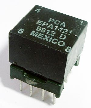 EPA1421 215uH 500VAC Transformer PCA