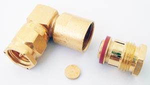 M39012/56-4006 901-367-11 SMA RF Connector Amphenol