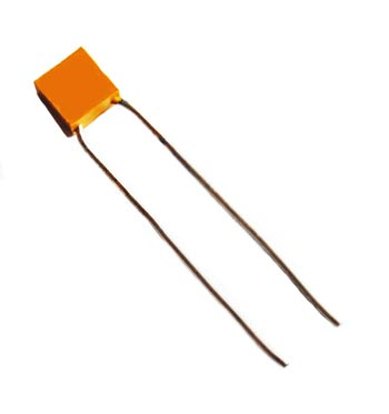 0.1uF 50V Multilayer Capacitor MLC AVX MR055X104KDATR1 CK05BX104K