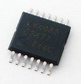 74LV4066PW Analog Quad Switch IC Philips