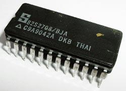 82S2708 82S2708BJA 8K-Bit TTL Bipolar PROM IC Signetics