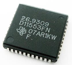 D11553FNR PLCC IC Texas Instruments