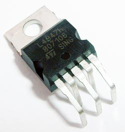L4947H -0.5A 5V Low Drop Voltage Regulator ST Micro