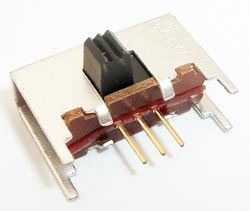 Slide Switch 0.4VA 20V SPDT MSS-1200RG