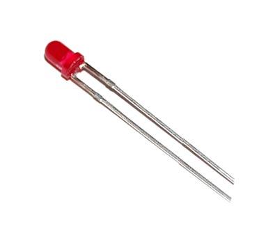 Red 3mm T1 LED Light SSL-LX3054ID Lumex