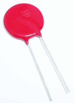 MOV Metal Oxide Varistor V120ZA20