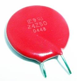 MOV Metal Oxide Varistor V24ZA50 Littelfuse