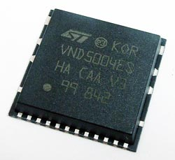 VND5004ATRE High Side Driver IC STMicroelectronics