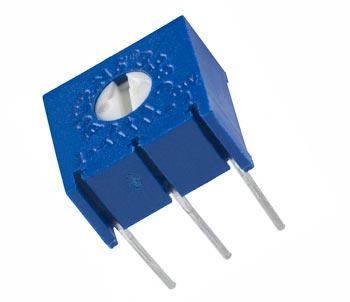 200 ohm Trimpot Variable Resistors Bourns 3386R-1-201