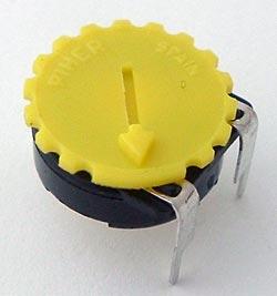 25K ohm Linear Piher Potentiometer PT15YV15-253A2020
