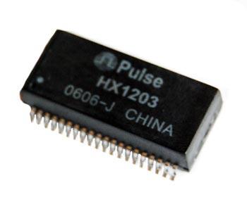 HX1203T 10/100 Base-TX Quad Port Transformer Module Pulse