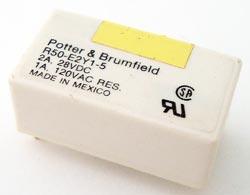 2A 5V PCB Mount Relay R50-E2Y1-5