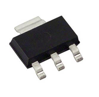 Transistor N-MOSFET 3W unipolar 60V 4A SOT223 NDT3055L N-Kanal-Transistoren SMD