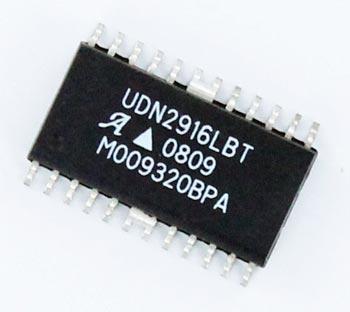 UDN2916LBTR-T Dual PWM Motor Driver IC Allegro
