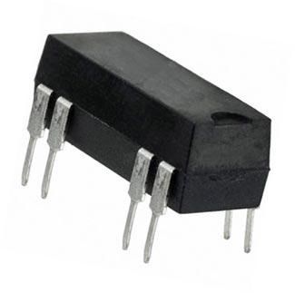 BD2A05D 1.5A 5V DIP Reed Relay with Diode American Relays