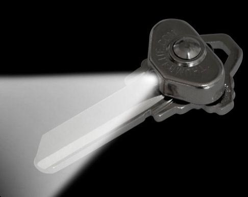Thumb-Lite Self Adhesive Miniature LED Flashlight