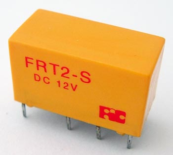 2A 12V Sub Miniature Light Duty Relay FRT2S