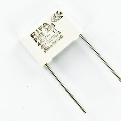 0.001uF 440VAC EMI Suppression Capacitor Rifa PME295RB4100MR30