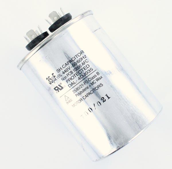 35uF 440VAC Self Healing Motor Capacitor DAL-4DJ035
