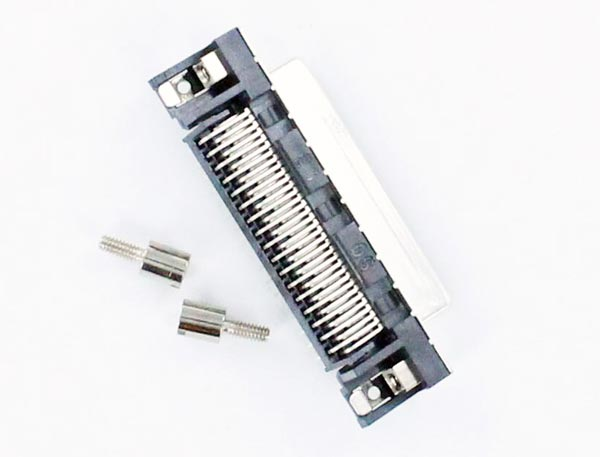 71430-0008 VHDCI 68 Position I/O Connector Receptacle Molex