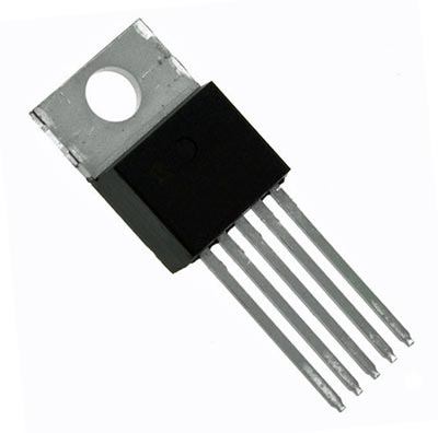 LM2941T 1A LDO Adjustable Voltage Regulator National Semiconductor