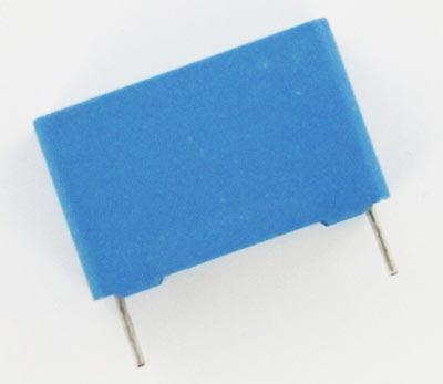 0.15uF 1000V Metallized Polypropylene Film Box Capacitor B32653A154J Siemens