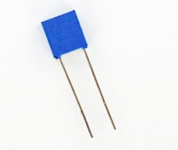 0.0056uF 250V Metallized Polyester Film Potted Capacitor MKT370 Philips