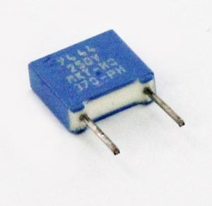 0,047uf Interference Suppression Capacitor MKT X2 275V 47nf RM 15mm 5 Piece