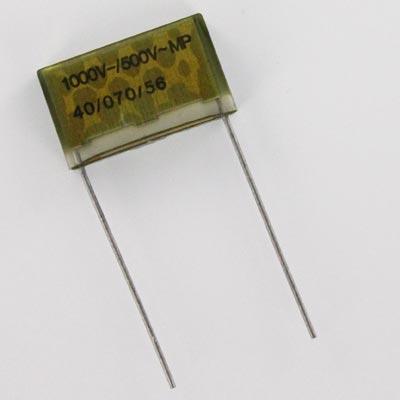 0.047uF 1000V Metallized Paper Capacitor PME261JC5470K Evox Rifa