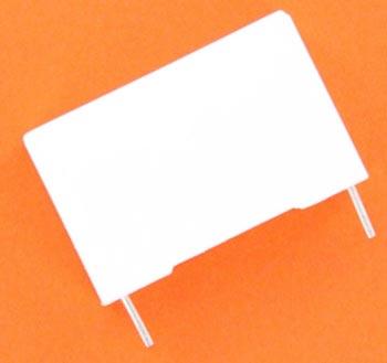 1.0uF 250V Radial Film Box Capacitor 160-105K250N Arcotronics