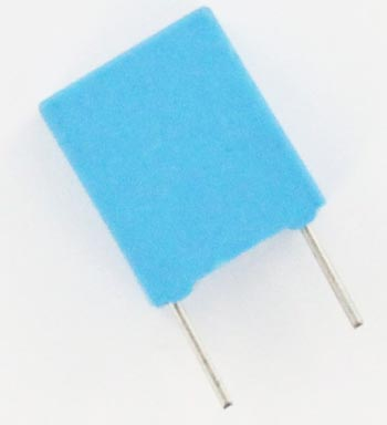 0.33uF 100V Metallized Polyester Film Box Capacitor B32520C1334K Epcos